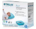 Подушка ортопедическая Trelax SWEET под голову детская до 1,5 лет
